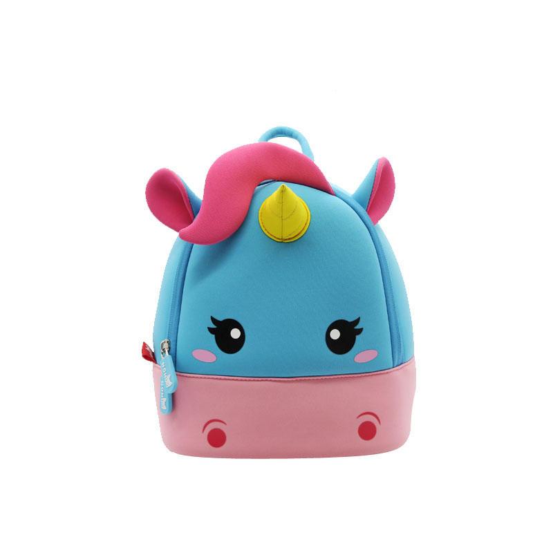 NHB229 New arrival neoprene Toddler lightweight Backpack for boys girls