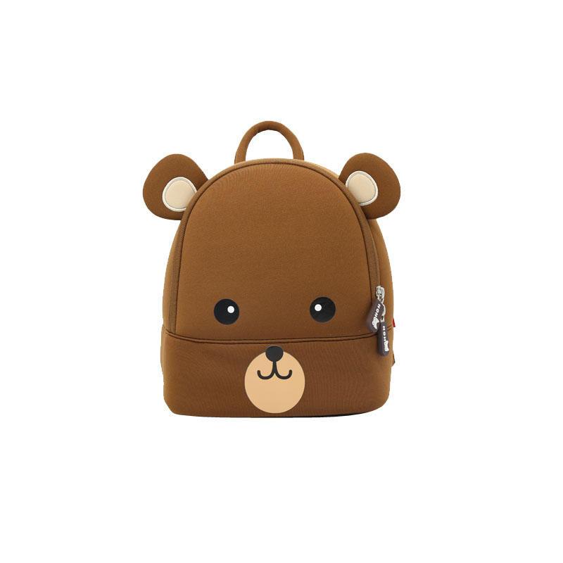 NHB249 New design lovely bear children Backpack for preschool