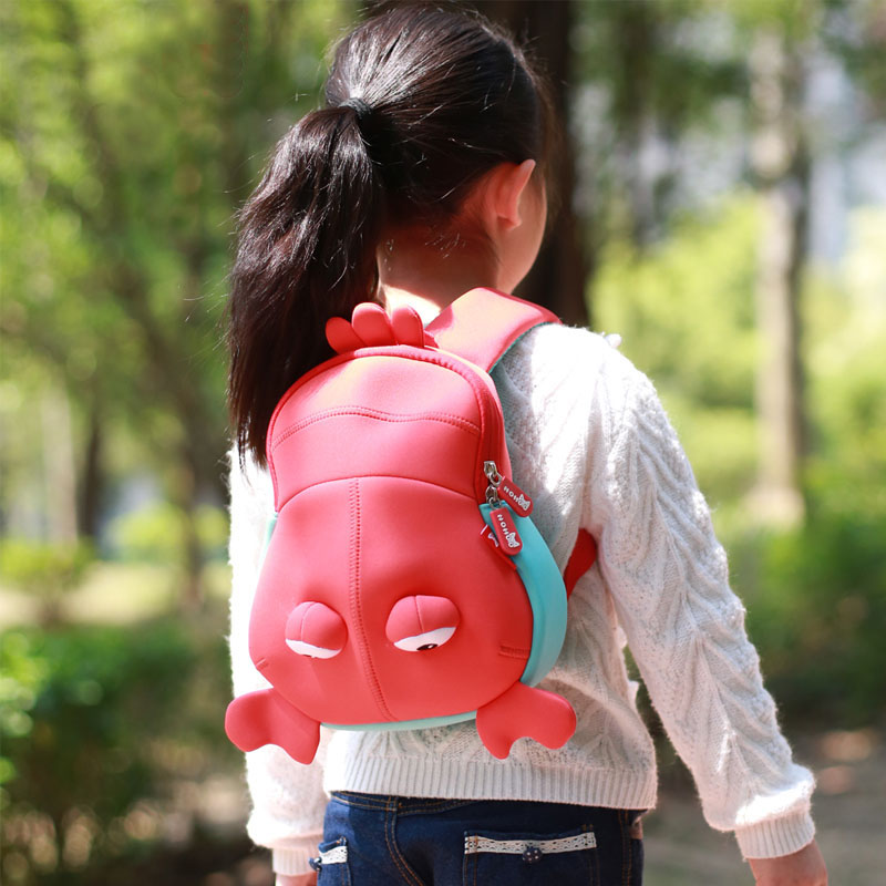 Nohoo Children Products-Kid Safety Waterproof Neoprene Backpack Supplier | NH062 Nohoo-4