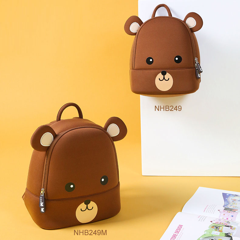 Nohoo Children Products-Children Backpack New Design Bear Backpack For Preshcool-1
