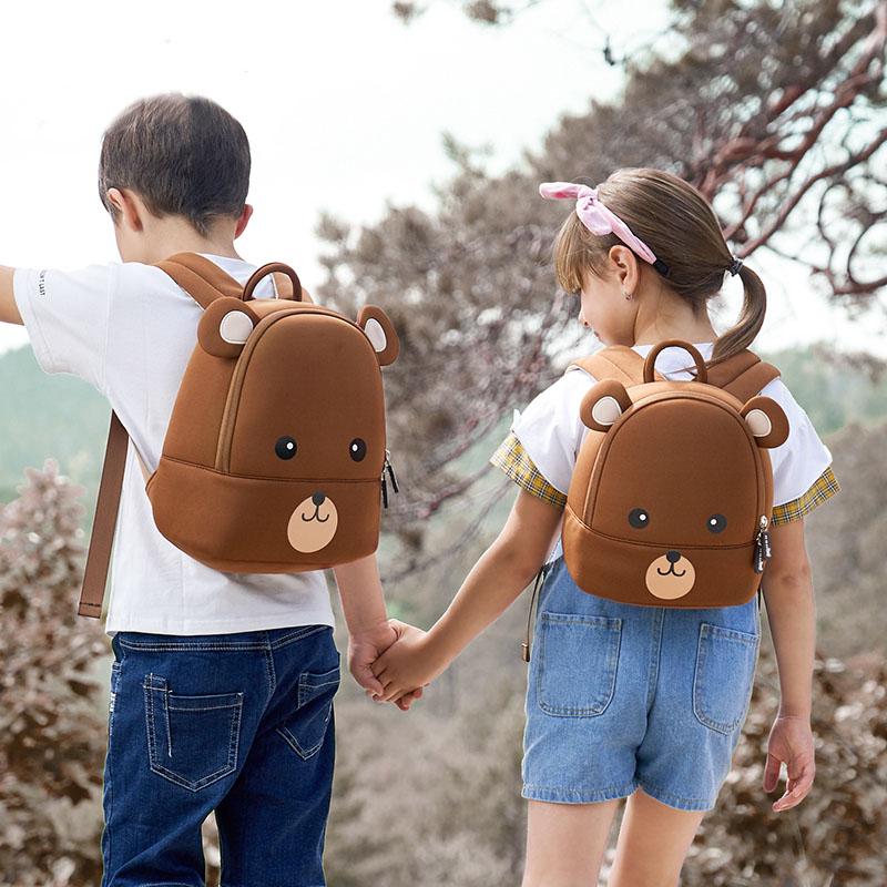 Nohoo Children Products-Children Backpack New Design Bear Backpack For Preshcool-3
