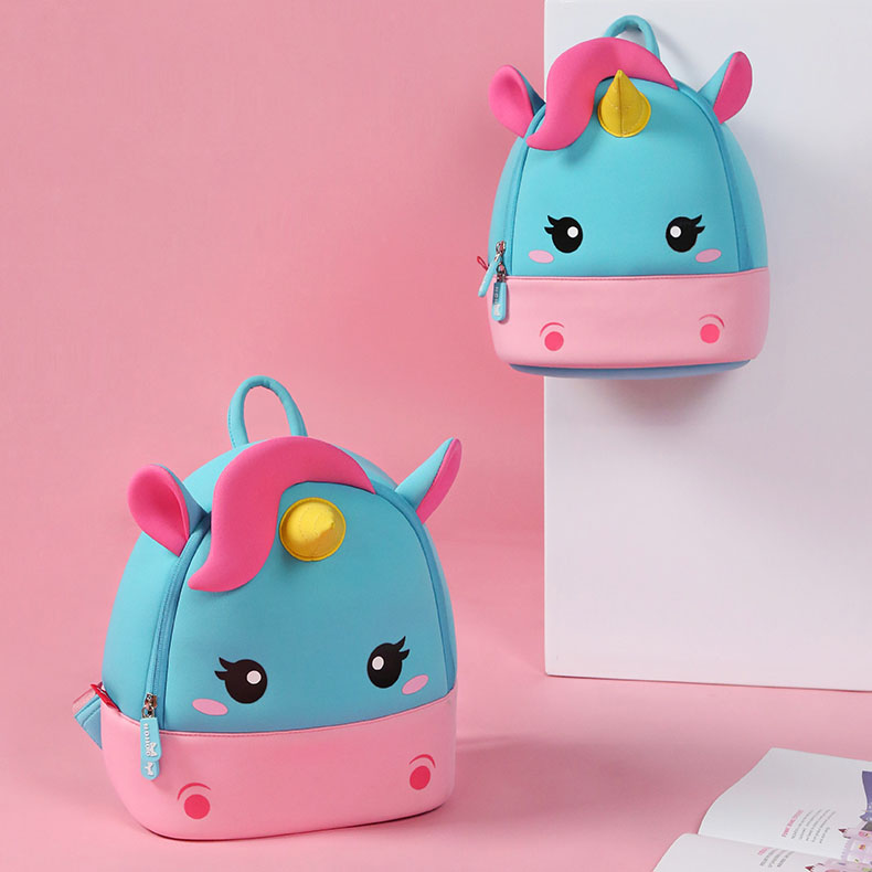 Nohoo Children Products-New Arrival Lightweight Backpack For Boys Girls | NHB229 Neoprene-2