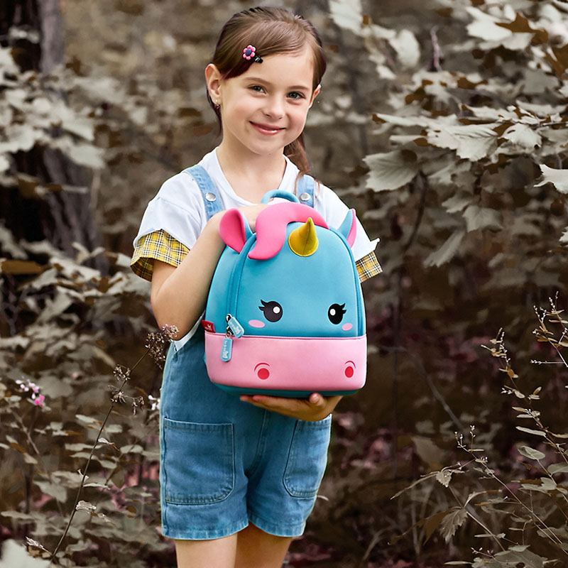 Nohoo Children Products-New Arrival Lightweight Backpack For Boys Girls | NHB229 Neoprene-3