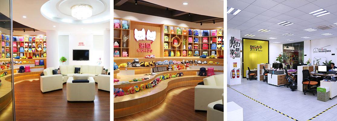 Nohoo Children Products-Girls Backpack kindergarten neoprene backpack for girls-6