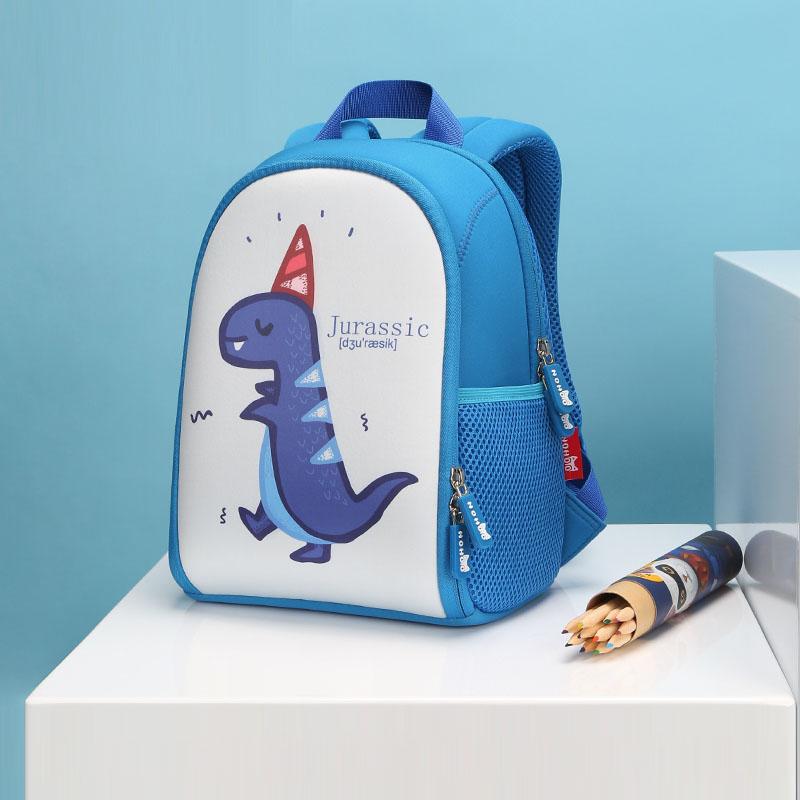 Nohoo Children Products-Kids School Backpack | New Design Dinosaur Neoprene-2