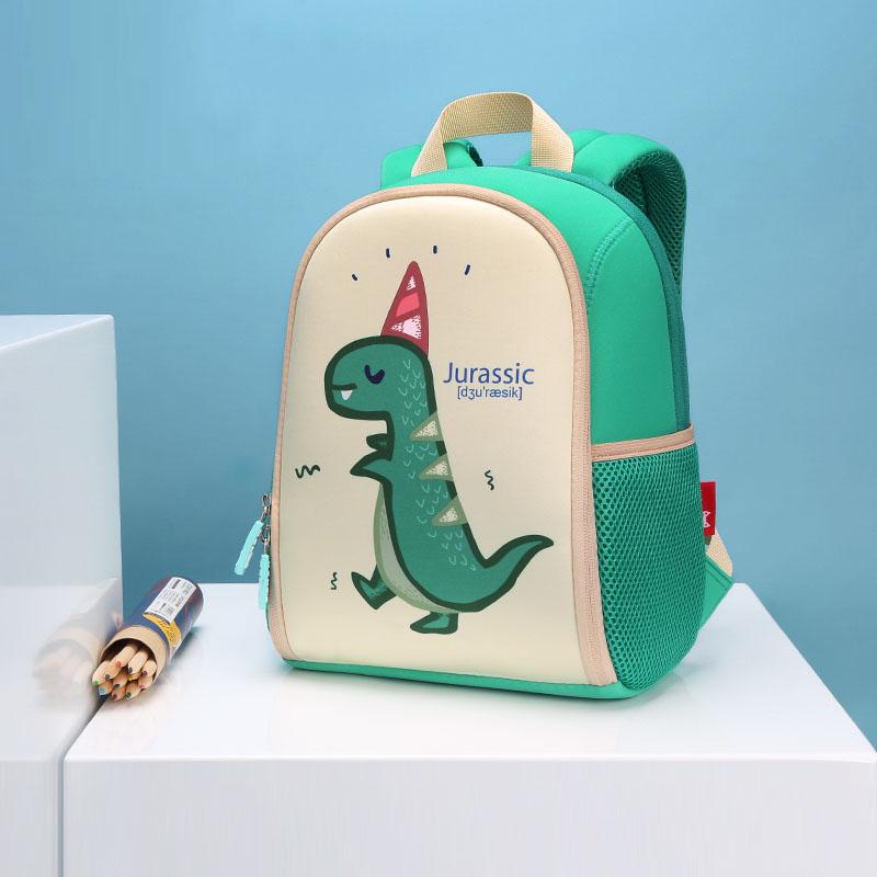 Nohoo Children Products-Kids School Backpack | New Design Dinosaur Neoprene-3