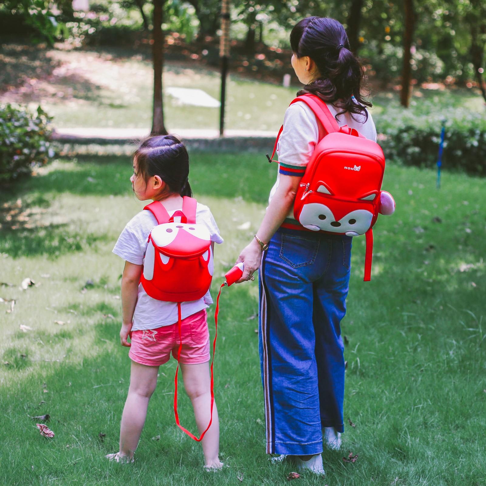Nohoo Children Products-Top Quality Neoprene Child Backpack Kindergarten School Hiking Bag-3