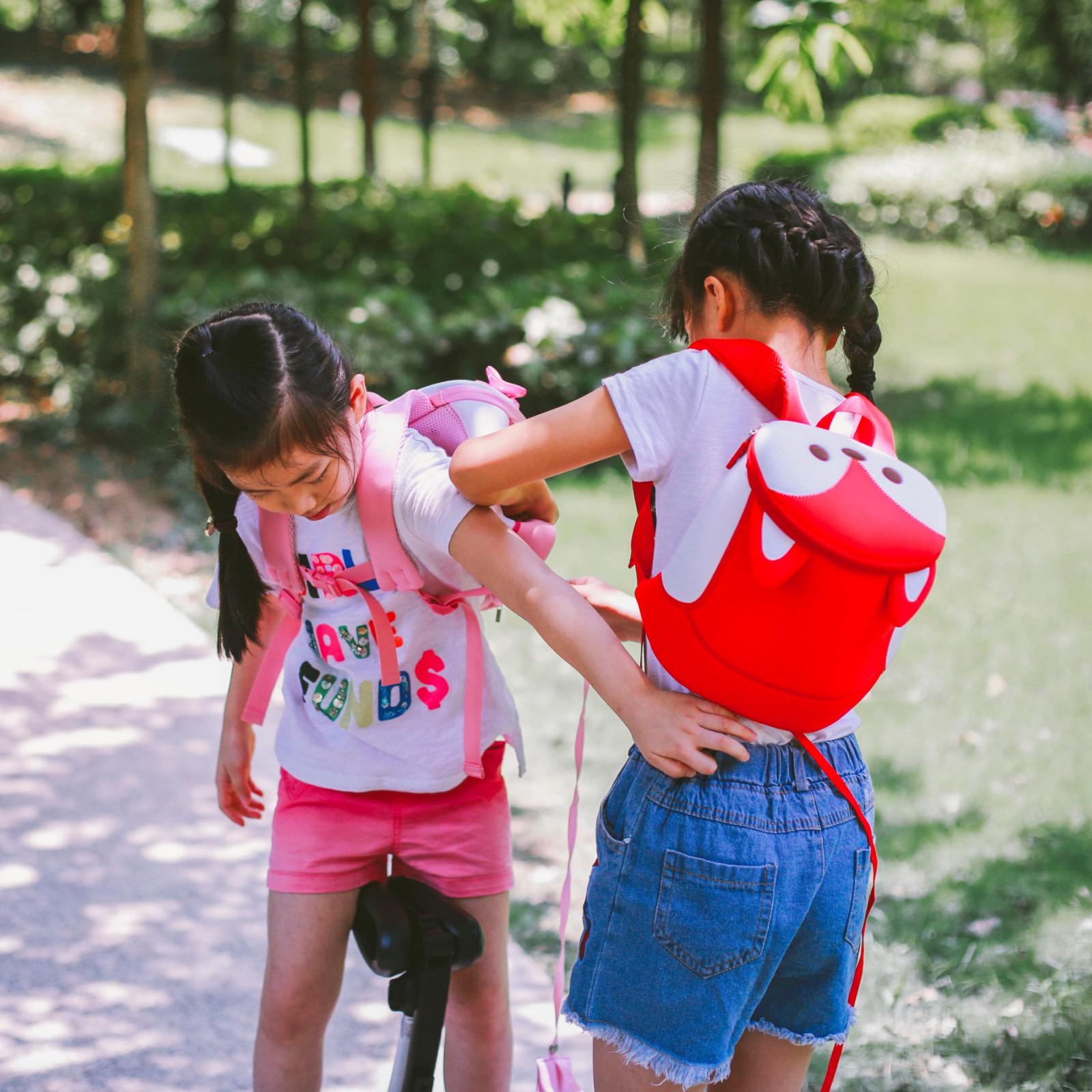 Nohoo Children Products-Top Quality Neoprene Child Backpack Kindergarten School Hiking Bag-4