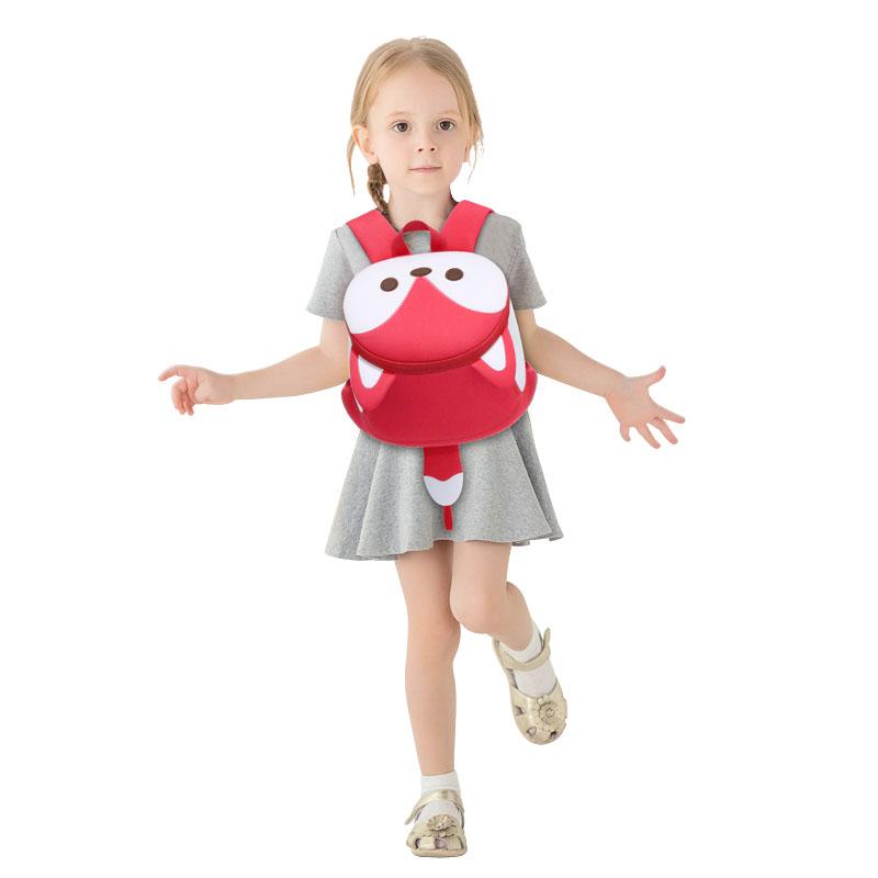 Nohoo Children Products-Top Quality Neoprene Child Backpack Kindergarten School Hiking Bag-5