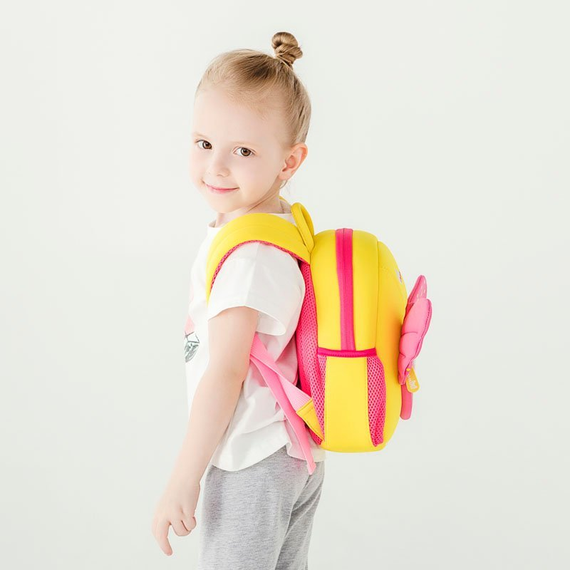 Nohoo Children Products-Nh030 Angel Style Premium Durable Waterproof Neoprene Backpacks-6