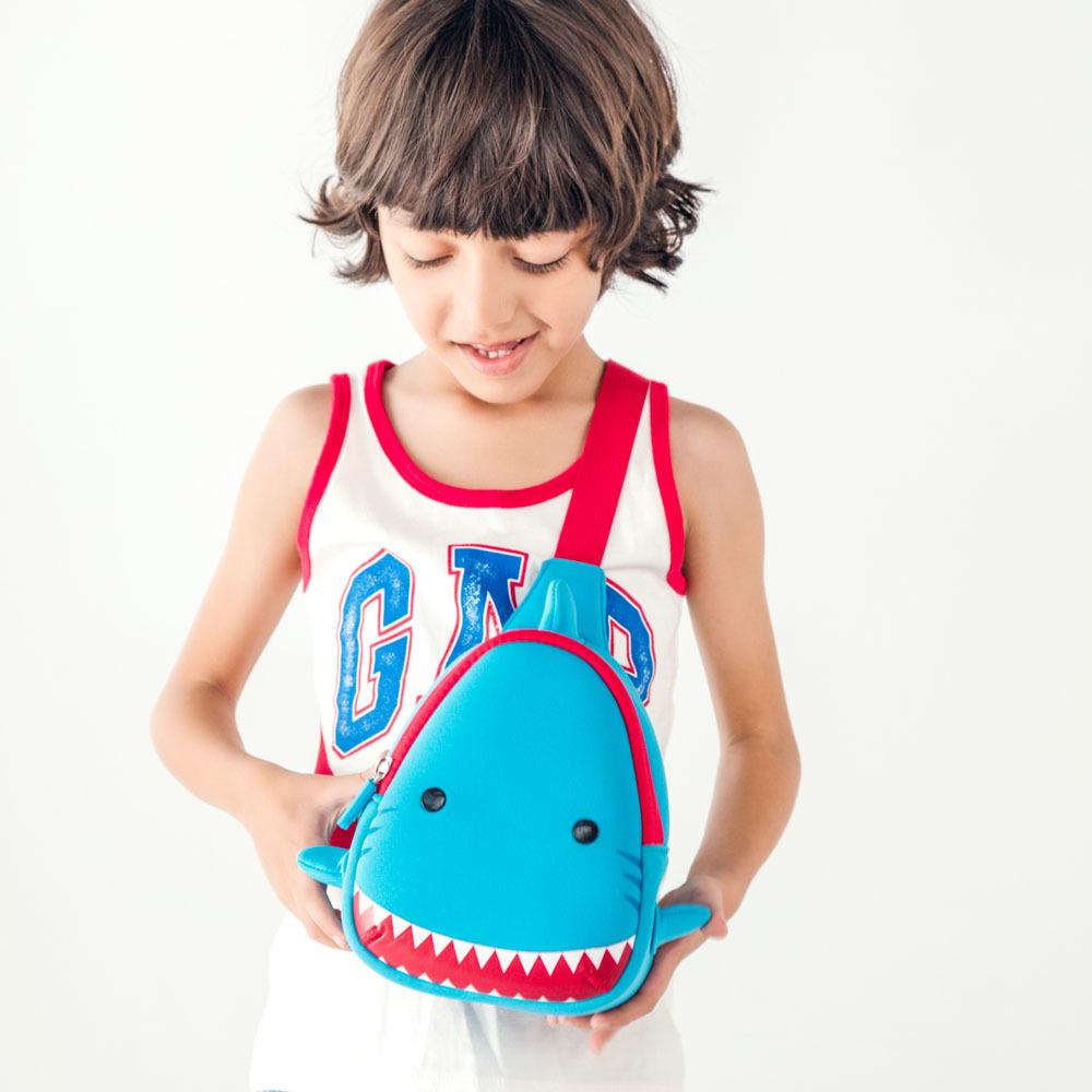 Nohoo Children Products-Ultralight Durable Outdoor Animal Bag Mini Chest Bag For Kindergarten-4