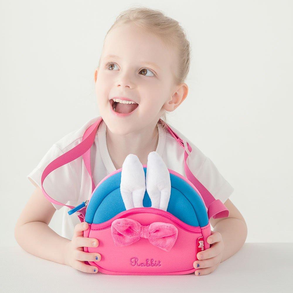 Nohoo Children Products-Neoprene Lightweight Eco-friendly Kids Messenger Bag For Little Girls-3