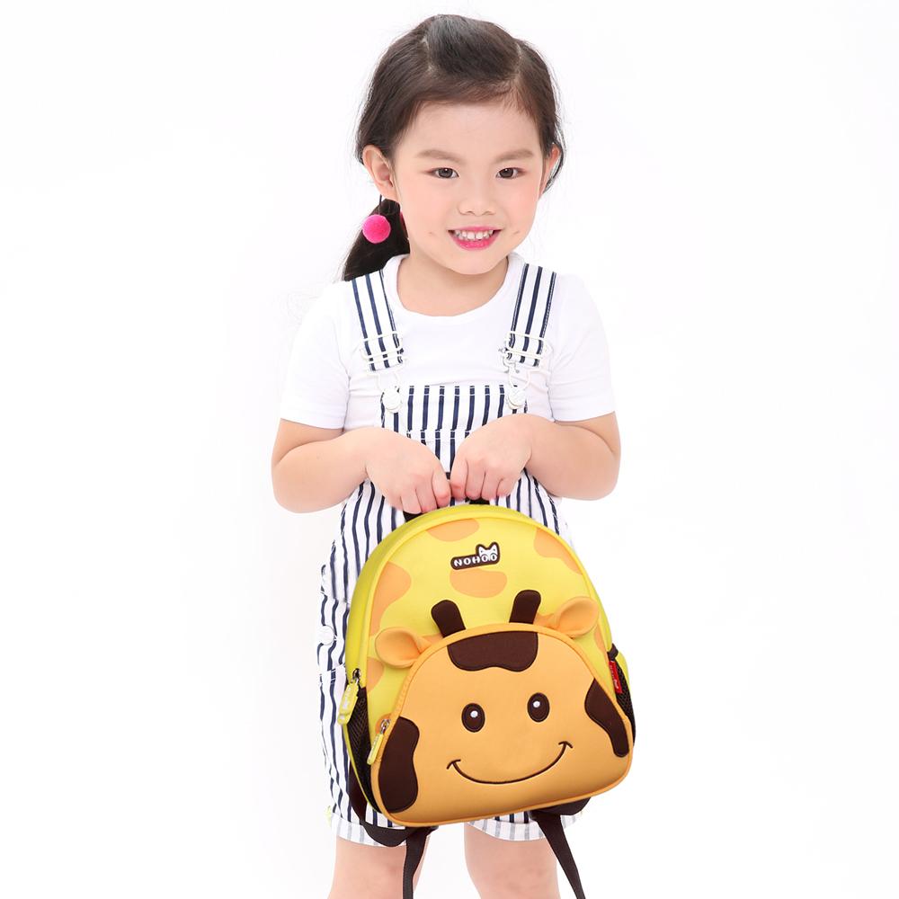 Nohoo Children Products-Custom Design Funny Neoprene Comfortable Kids School Bag For Students-2