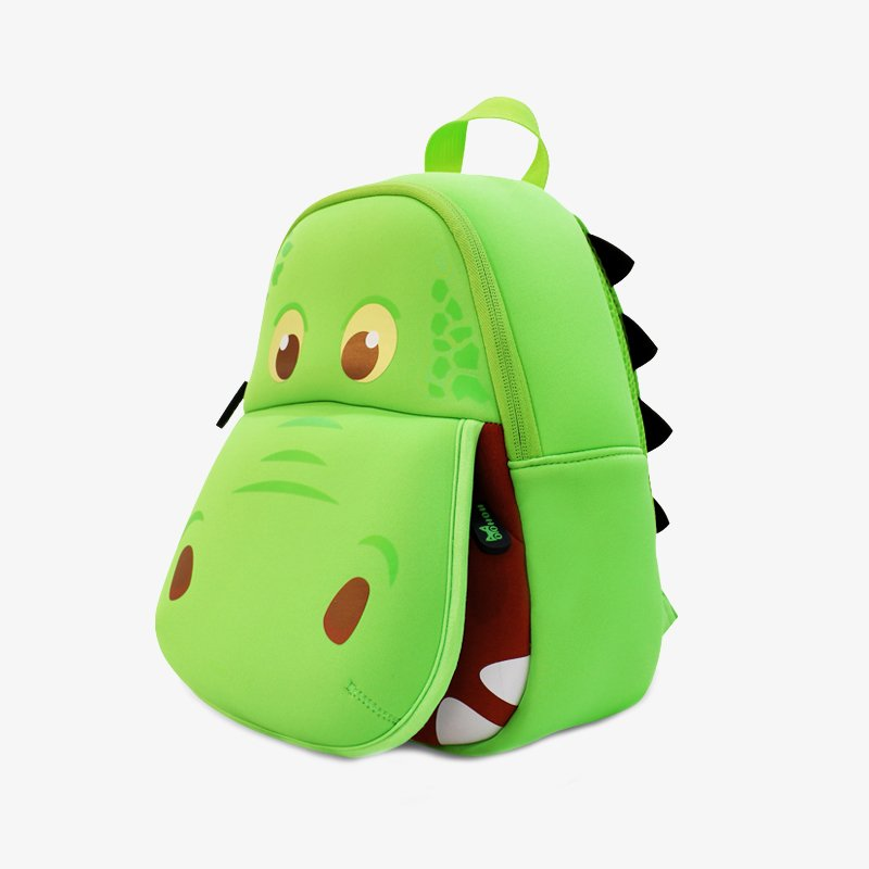 Nohoo Children Products-Nh028 Hippo Outdoor Kids Backpack Children School Bags For Kids-4