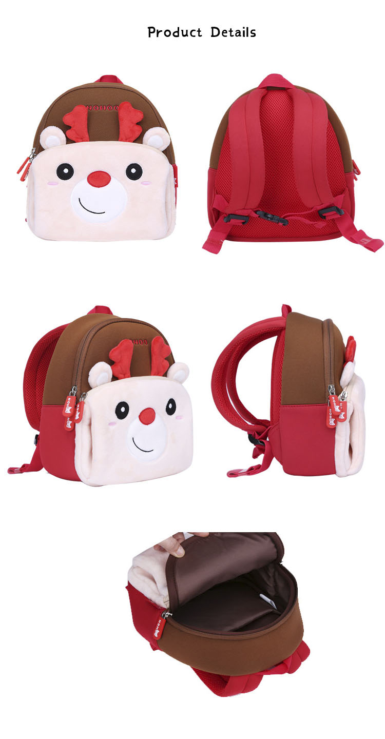 Nohoo Children Products-Sling Back Bag Childrens Luggage From Nohoo Children Products