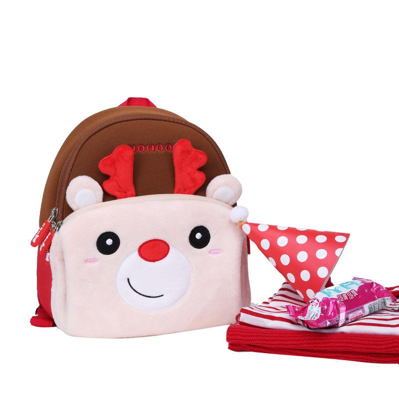 Nohoo Children Products-Sling Back Bag Childrens Luggage From Nohoo Children Products-4