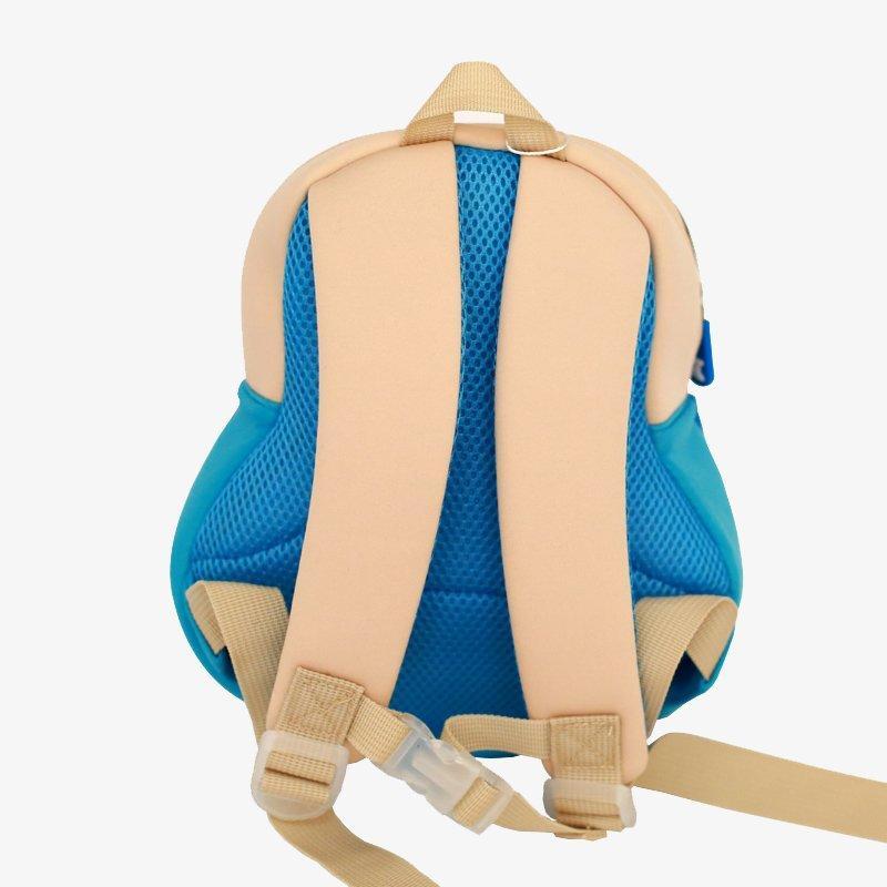 preschool backpack boy book panda cute Nohoo Children Products Brand
