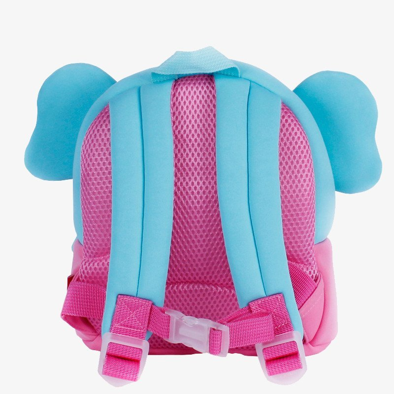 Nohoo Children Products-Quality Nh058 New Arrival Elephant Cute Neoprene Animal 3d Kindergarten-4