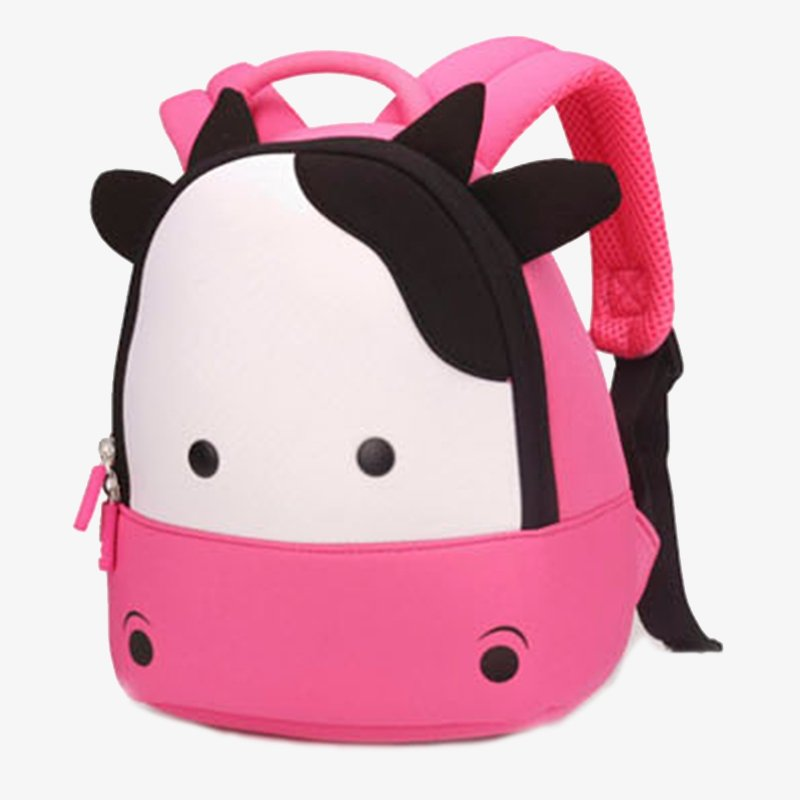 Nohoo Children Products-Nh034 Cows Style Funny Design Cute Backpacks Best Preschool Backpack-4