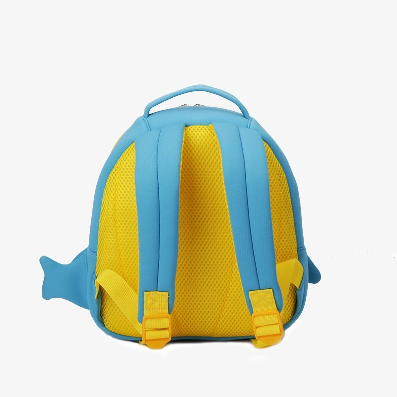 Nohoo Children Products-Best Nh025 Soft And Light Weight Cute Whale Design Kids Rucksack-4