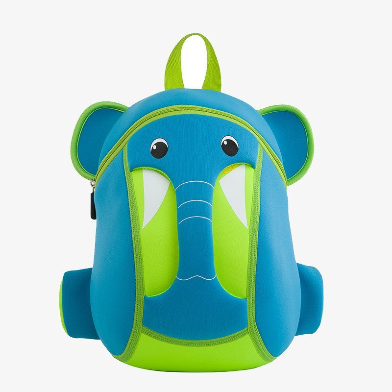 Nohoo Children Products-Nh015 Top Quality Environmental Elephant Children School Bag-3