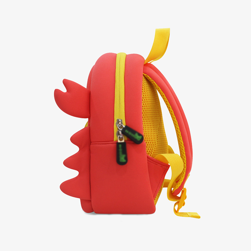 Nohoo Children Products-Best Nh027 Crab Customized 3d Cartoon Animal Shape Backpack For Boys-3