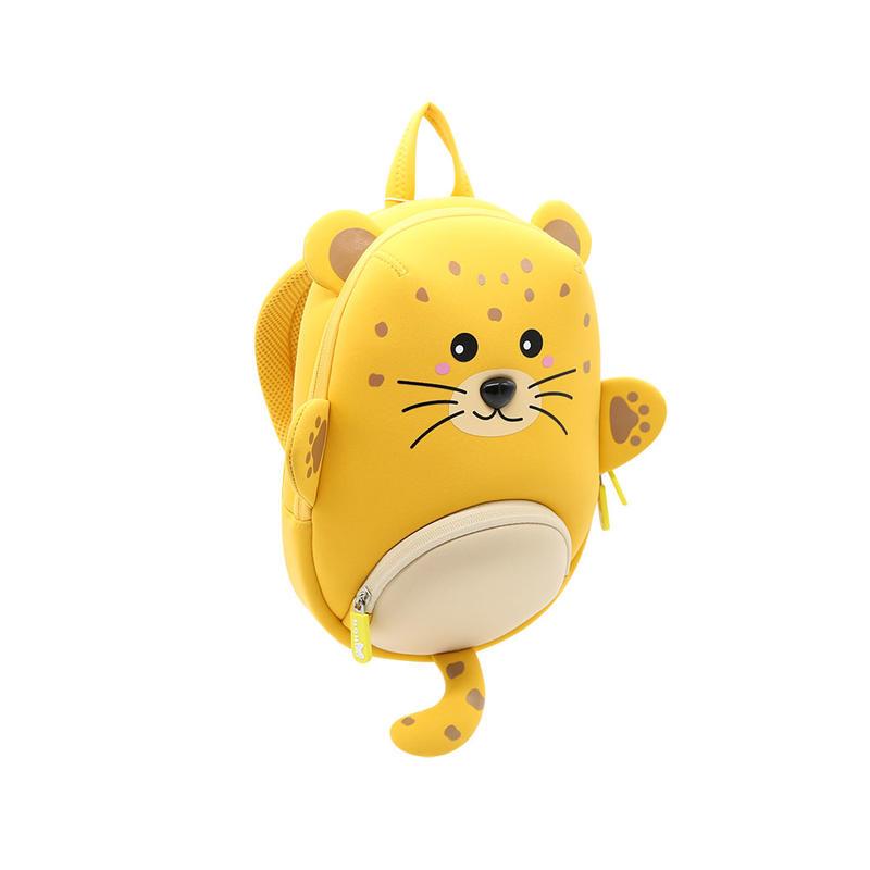 Cartoon Neoprene Sublimation Animal Kids Bag NHB166