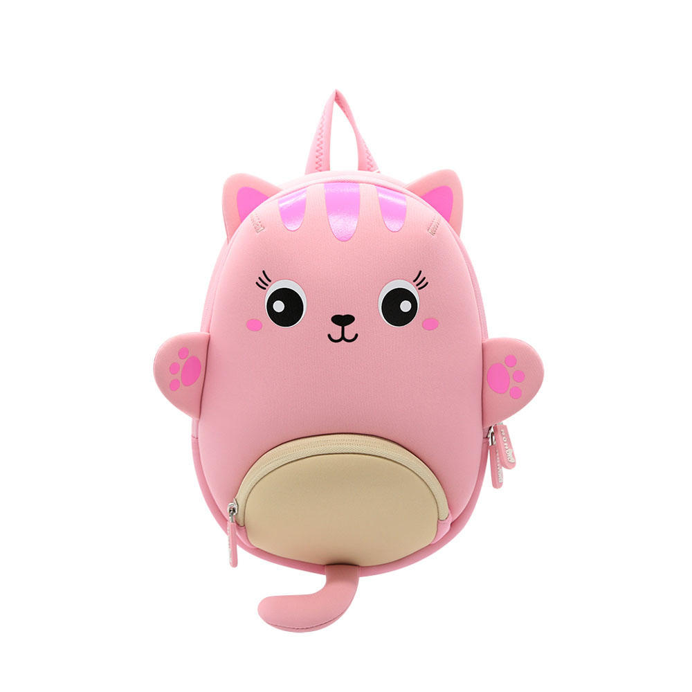 NHB182 new product 2019 animal toddler kids backpack for little girls