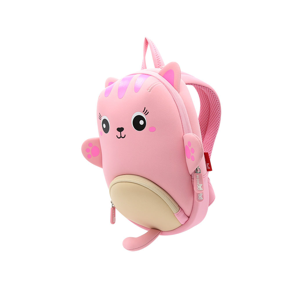 Nohoo Children Products-Animal Toddler Kids Backpack For Little Girls-1