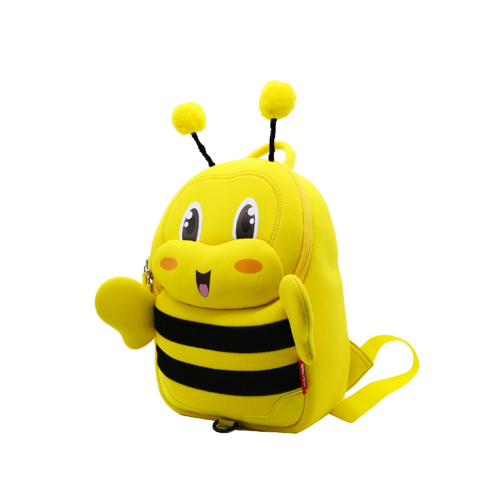 Nohoo Children Products-Kids Backpack Bee Style Backpack For Kindergarten-3