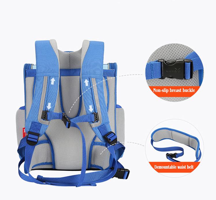 Nohoo Children Products-Nohoo Shoulder Backpack Help Solve The Spines Problem-6