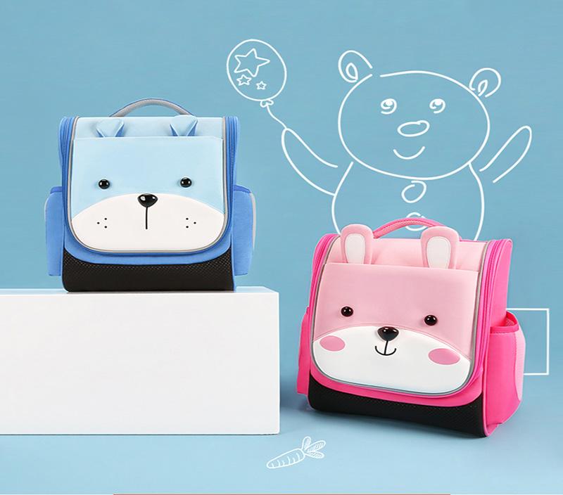 Nohoo Children Products-Nohoo Shoulder Backpack Help Solve The Spines Problem-5