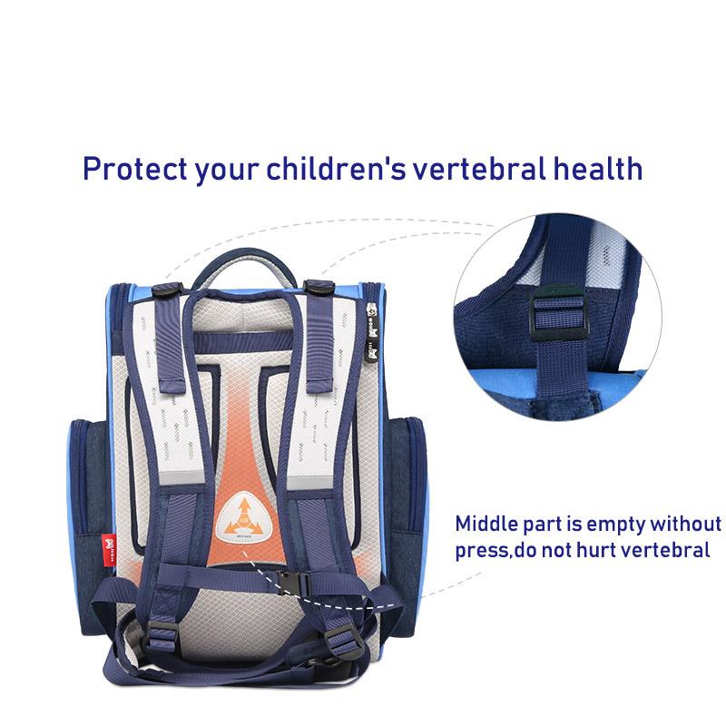Nohoo Children Products-Nohoo Shoulder Backpack Help Solve The Spines Problem-8