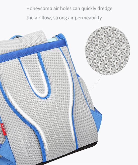 Nohoo Children Products-Nohoo Shoulder Backpack Help Solve The Spines Problem-10