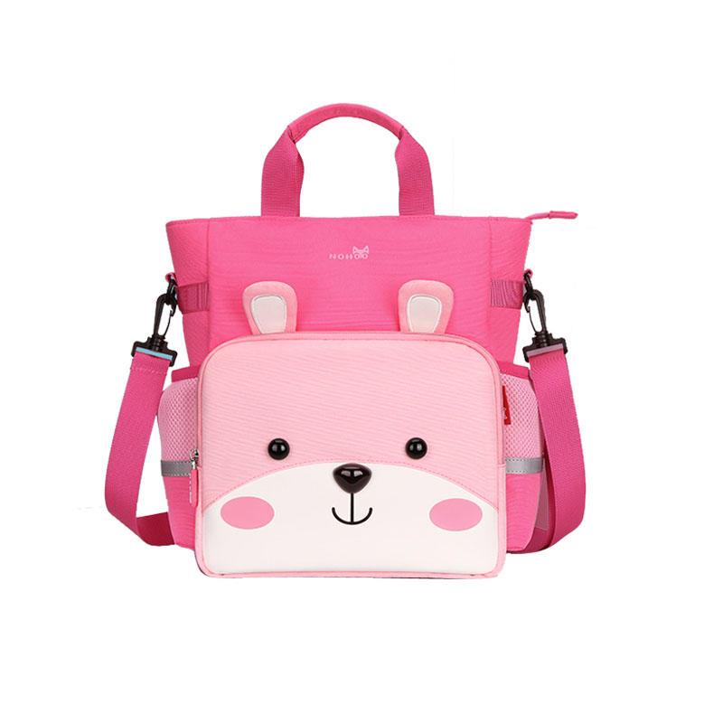 NHK050 Nohoo primary school student bag children messenger bag book bag