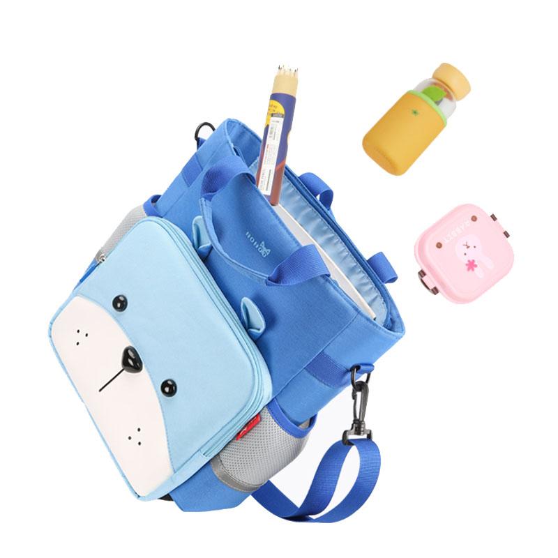Nohoo Children Products-School Student Bag Children Mesaenger Bag Book Bag-4