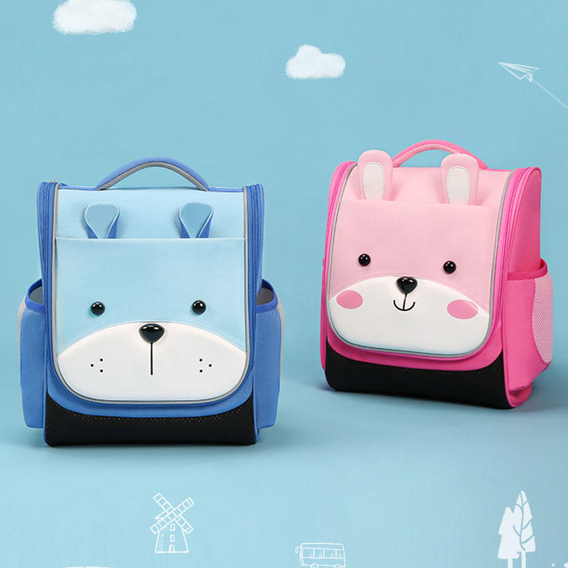 NHB250 Nohoo brand polyester Cute primary school children school backpack
