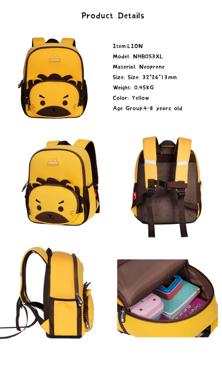 Nohoo Children Products-High-quality Neoprene Bag | Nhb053xl Nohoo Brand New Item Cute Neoprene