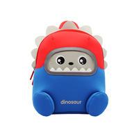 NHB189 Nohoo Waterproof 3D cartoon robot Toddler Backpack for Preschool Kindergarten 3-6 Year