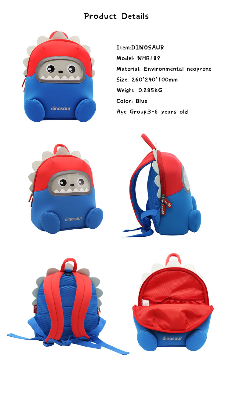 Nohoo Children Products-Professional Custom Backpack Manufacturers Kids Sports Backpack Manufacture