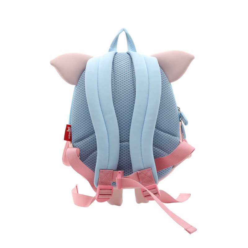 Nohoo Children Products-Find Custom Backpack Manufacturers Nhb208 New Arrival 2019 Lovely Pig-1
