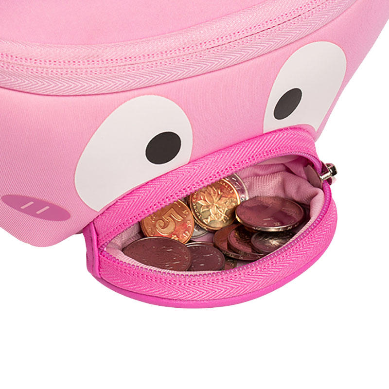 NHY010 Nohoo children small waist bag 1-7 years old fashion purse for kids