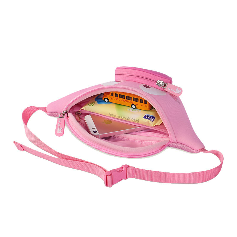 Nohoo Children Products-Neoprene Bag Nhy010 Nohoo Children Small Waist Bag 1-7 Years Old Fashion-2