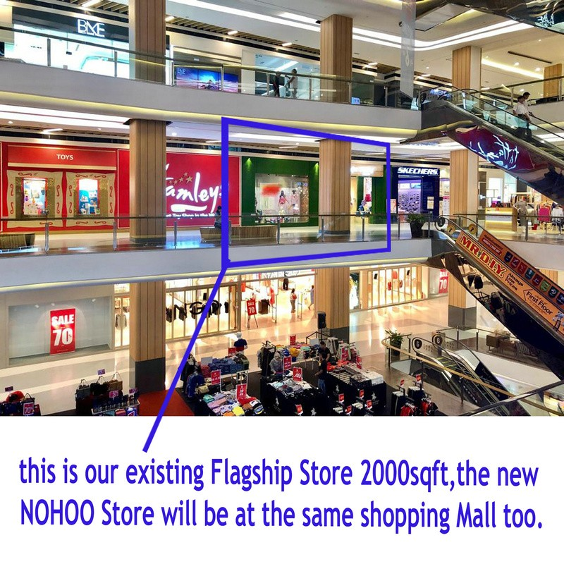 "Nohoo Children Products-It Is Said That This Is The Preferred Address In Kuala Lumpur For ""nohoo"""