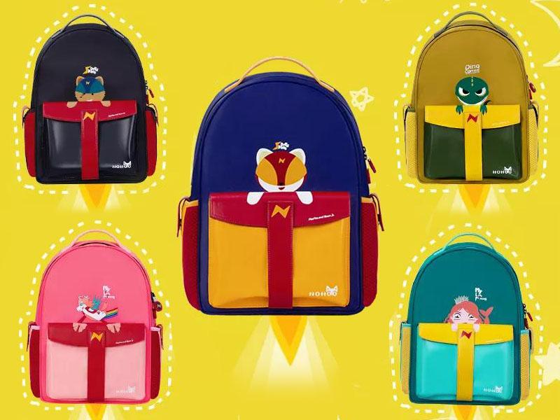 Nohoo Children Products-Nohoo Rocket Series Children School Bag, Meet Different Holidays, Guangzhou