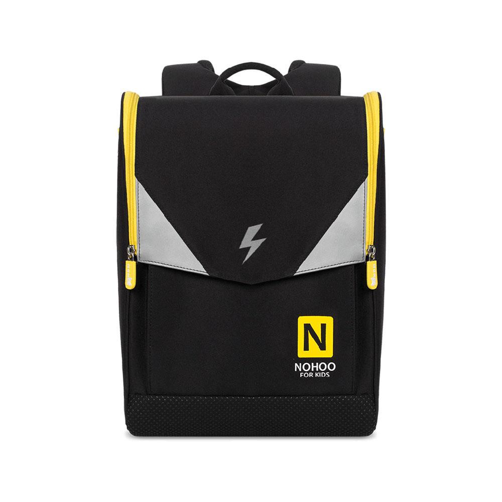 NHB210 new arrival primary school superman children backpack ridge reduction bag