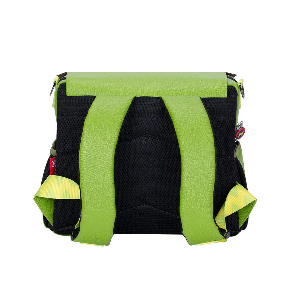 NHZ021-5 Nohoo PU children dinosaur school bag for preschool students