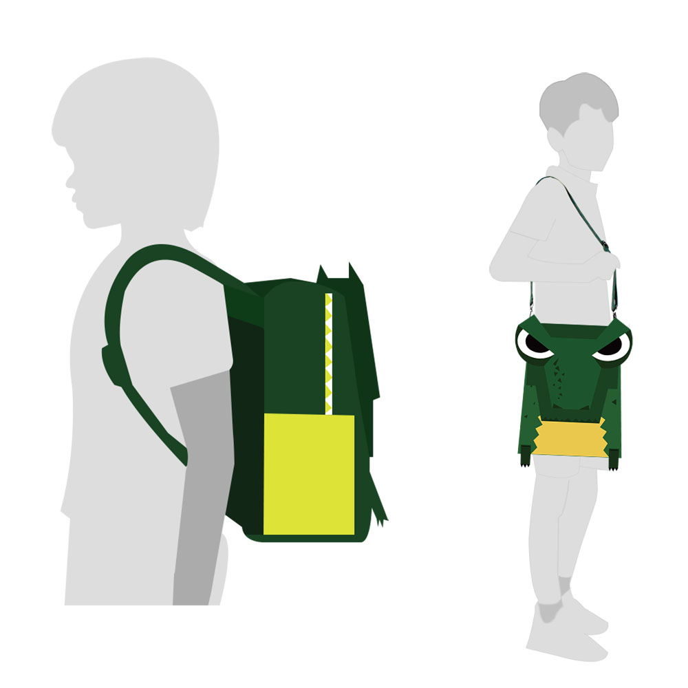 Nohoo Children Products-Custom Kids Backpack Manufacturer, Older Girls School Bags   Nohoo Children-1