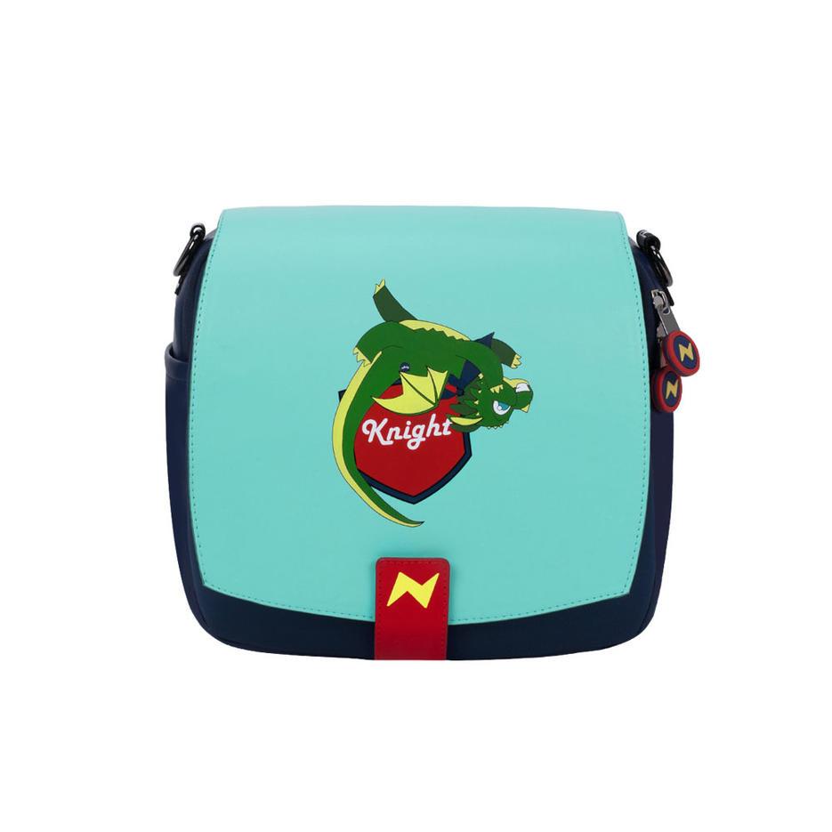 NHZ021-7 Nohoo 2019 new design Waterproof PU children school Backpack for student
