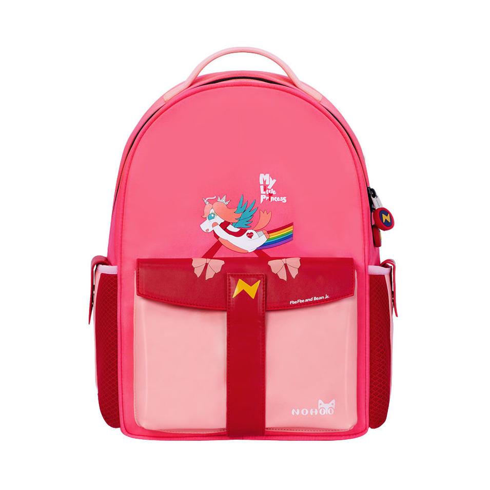 NHZ021-16 Nohoo 2019 new style rocket series PU teenager school bag for girls